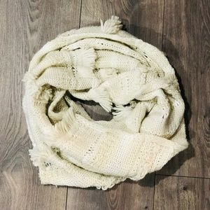 Anthropology Knit Scarf